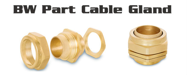 BW Part Cable Gland