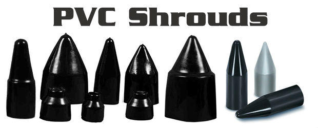 Pvc Shrouds Pvc Glands Shroud Caps Brass Shroud Exporter