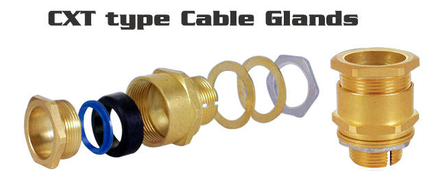 CXT type Cable Glands