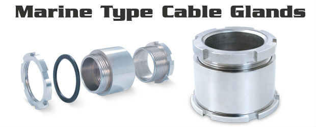 Marine Type Cable Glands
